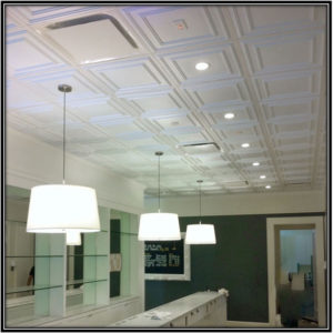 Patterns On Ceilings Dropped Ceiling Ideas