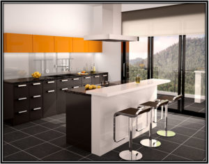 Make the right space for Kitchen Appliances