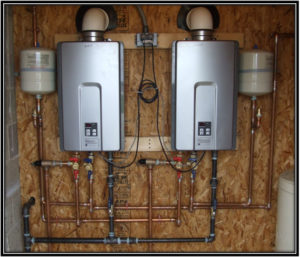 Try New Tankless Heaters