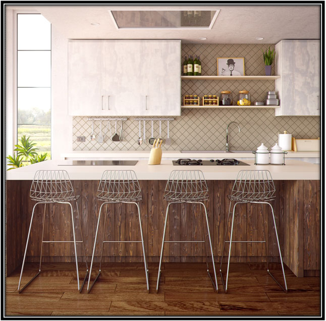 Quartz-Surface Counter top