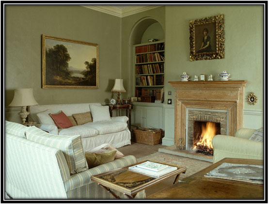Incorporate Timber Furniture in Country Style Home