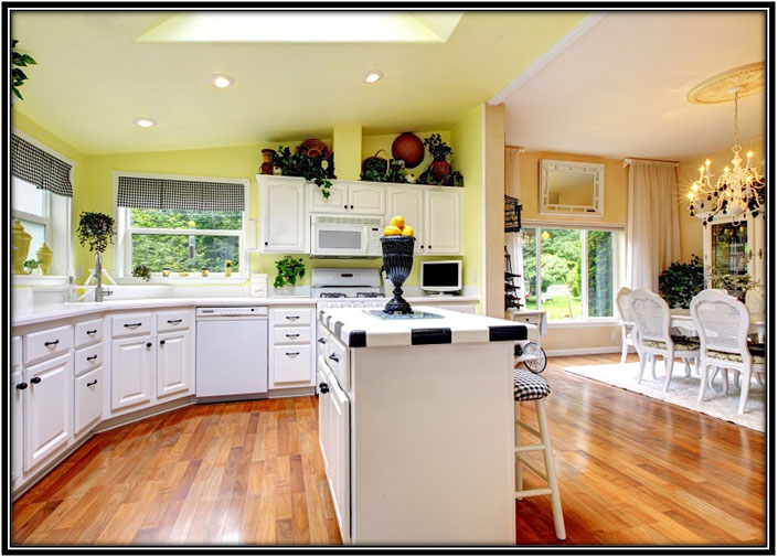 Professional remodelling contractor or a kitchen design