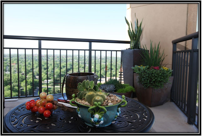 Use Your Balcony or Patio to its Completest Extent