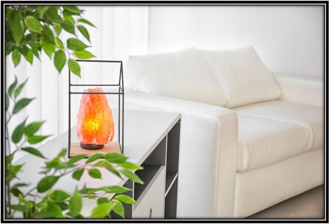 Change Your Home Decor Using Salt Lamps