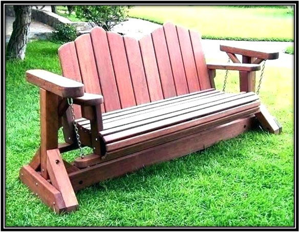 Buy cheap or old outdoor furniture