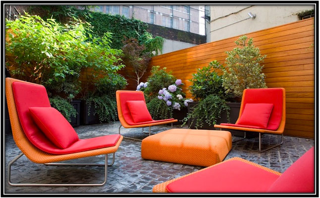 Small backyard design ideas for greenery lover's