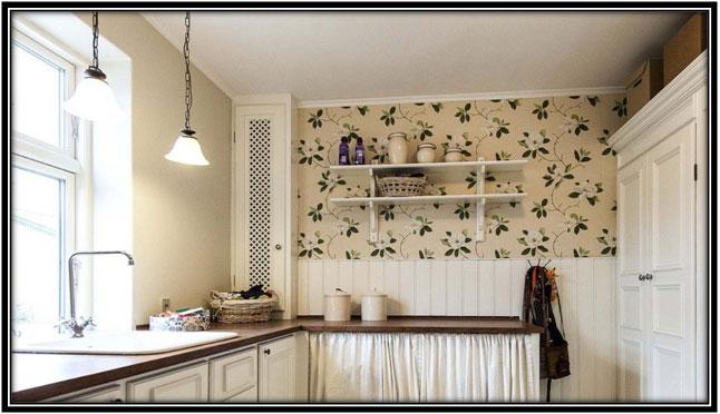 Install Floating & Hanging Shelves