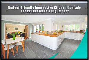 Kitchen Upgrades Ideas