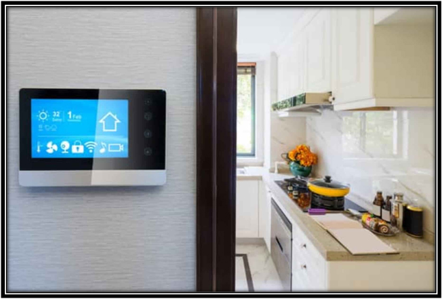 Create Smart Kitchen