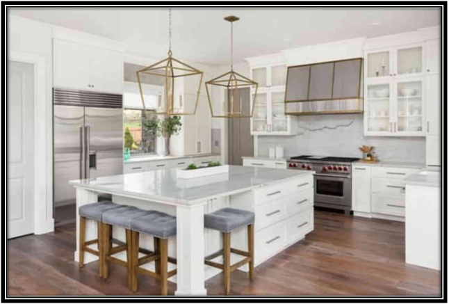 First Step Is To Visualize Your Dream Kitchen