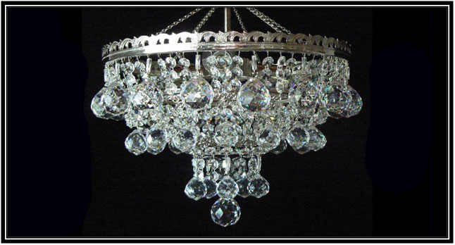 Going Forward, How to Choose a Chandelier Style