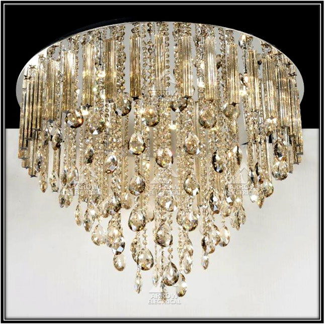 The Crystal Chandelier