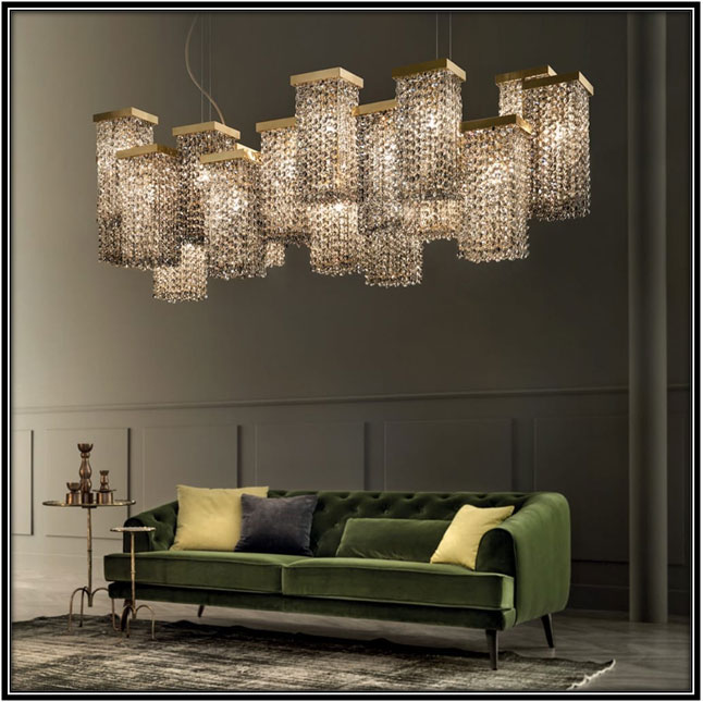 Tips to Place Your Chandelier