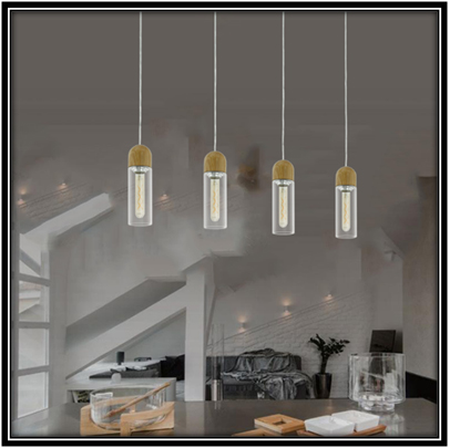 Ceiling lights for extra high ceiling