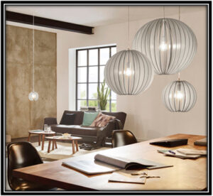 Ceiling lights for low roof