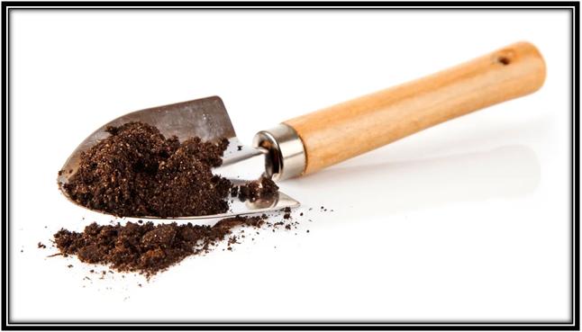 Hand shovel