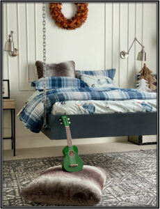 Layer up the room