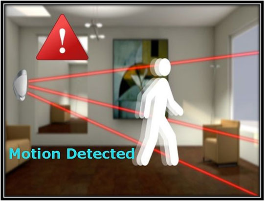 Motion Detection Function