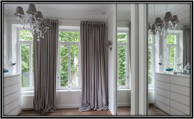 What about curtain styles