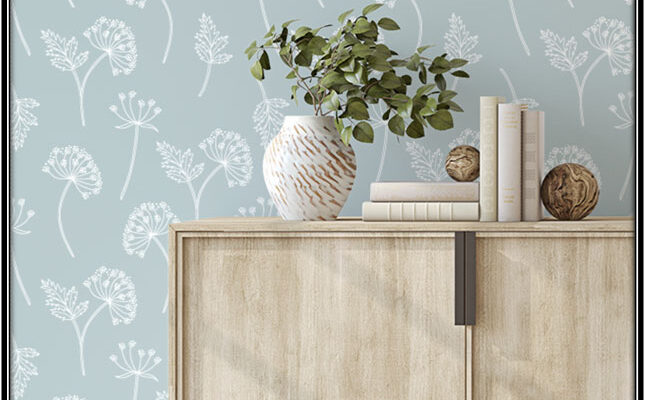 Why DIY Wallpaper Is My New Favorite Thing in the World